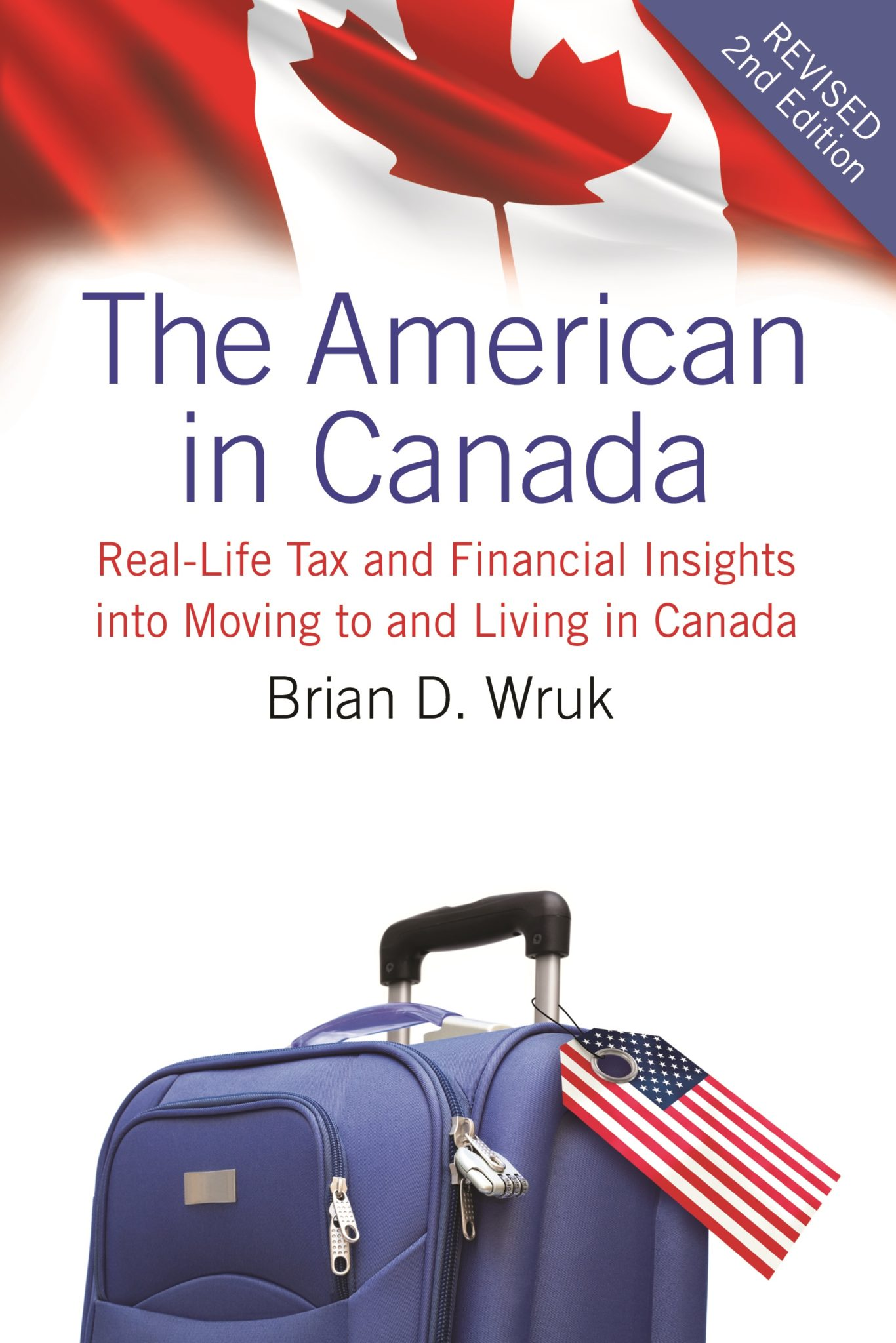 The American in Canada -2nd Edition